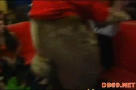 Video six rijal ma3a himar