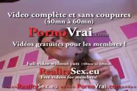 Porno x burkinabé