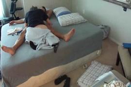 Elle branle son pere endormi